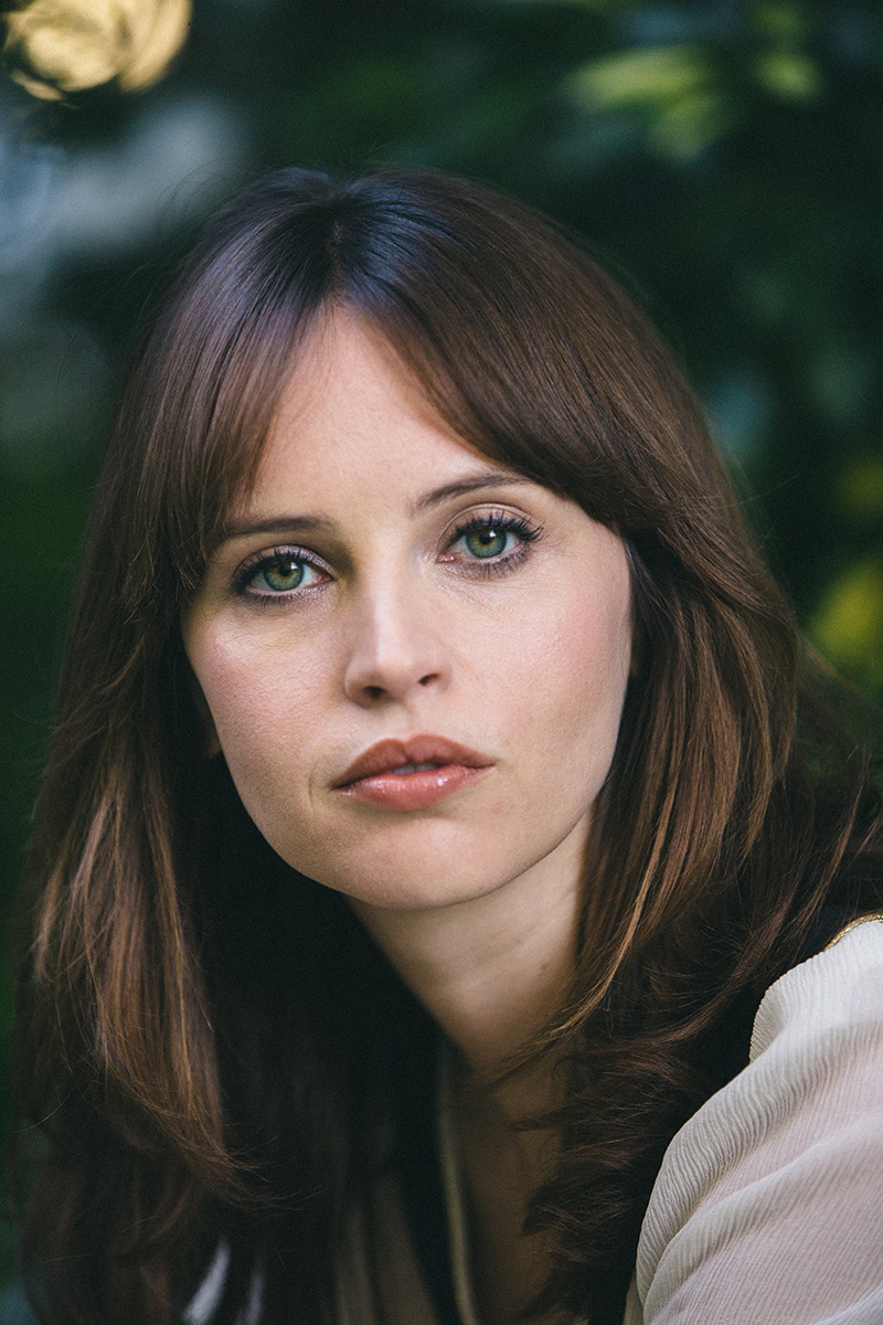 Felicity Jones | The New York Times