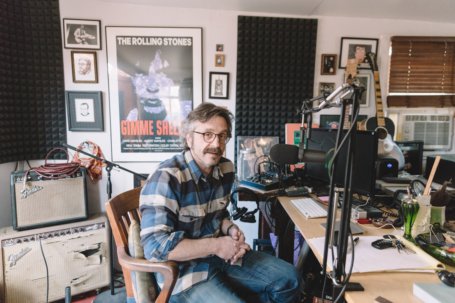 Marc Maron | The New York Times