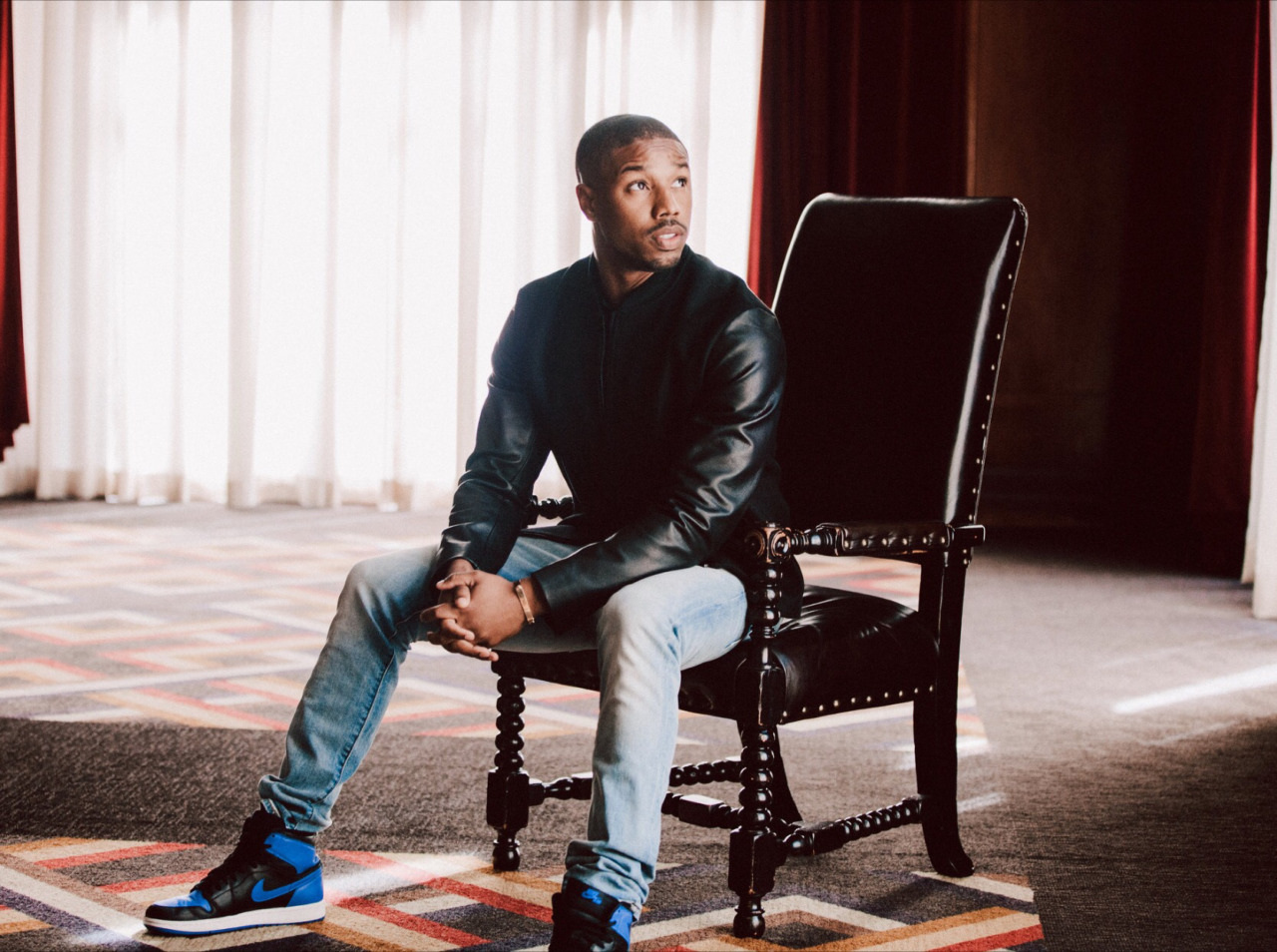 Michael B. Jordan | The New York Times
